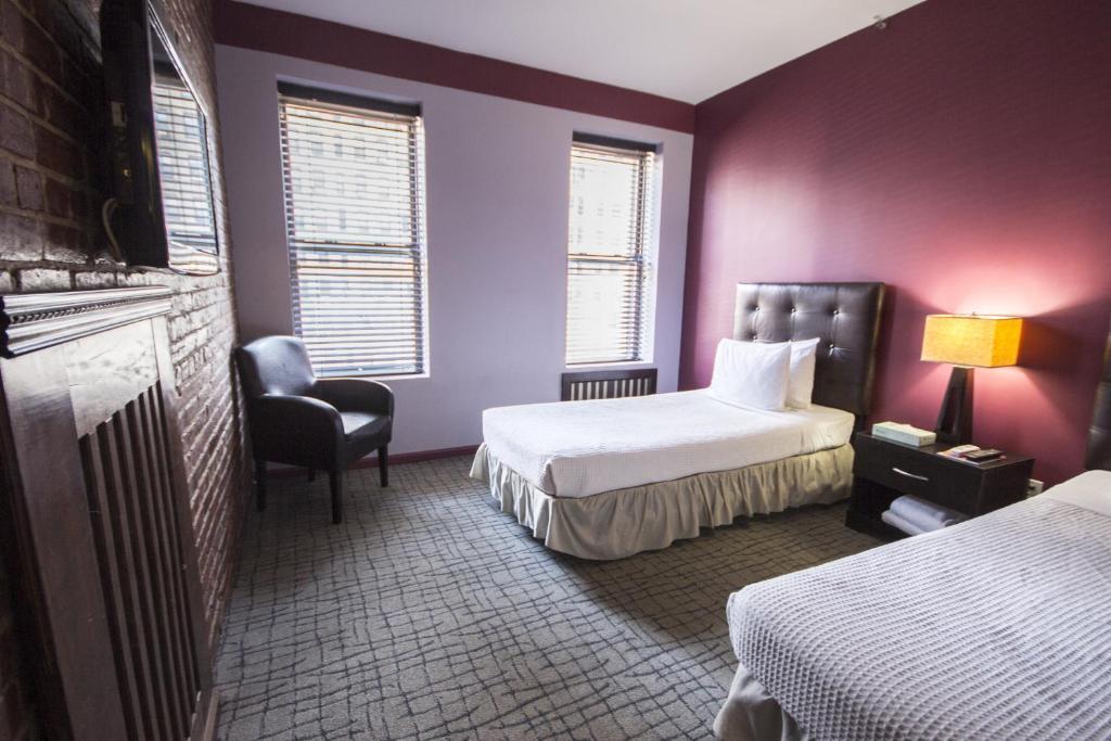 Broadway Hotel & Hostel (EUA Nova York) - Booking.com