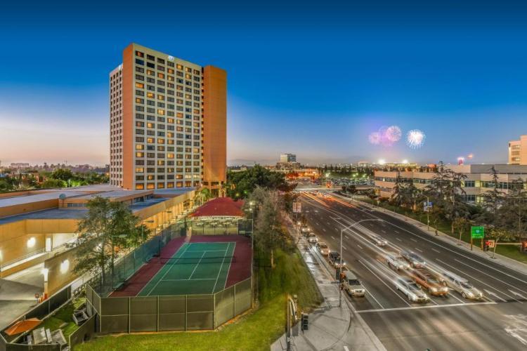 ▲ダブルツリー バイ ヒルトン アナハイム / オレンジ カウンティ(DoubleTree by Hilton Anaheim/Orange County)