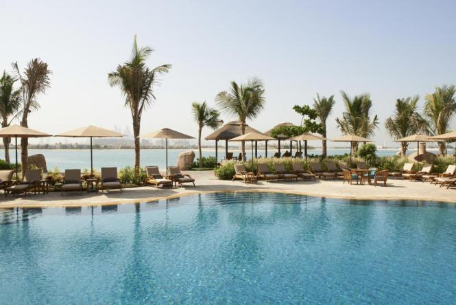 Sofitel Dubai Palm Apartments