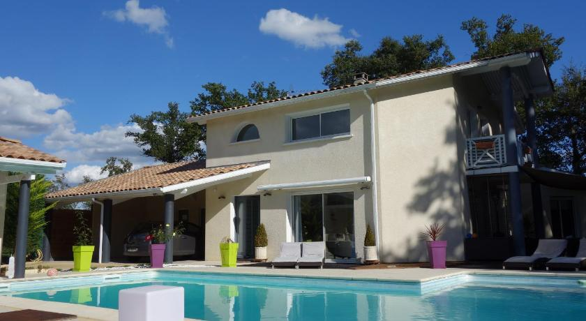 B&B Villa Aquitaine