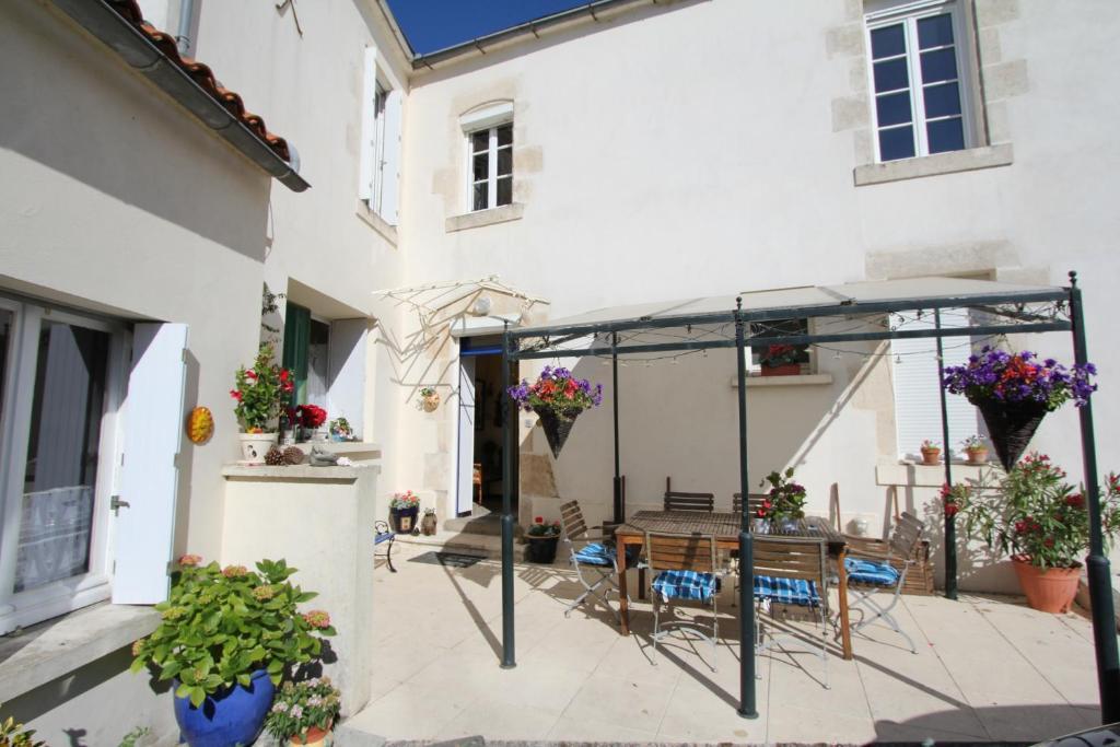 Chambres Dhtes La Jolie Maison Guesthouse Chambres D