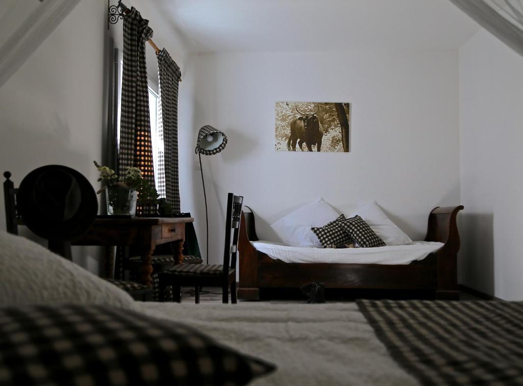 Chambres Dhtes Mas Du Mnage En Camargue Manade