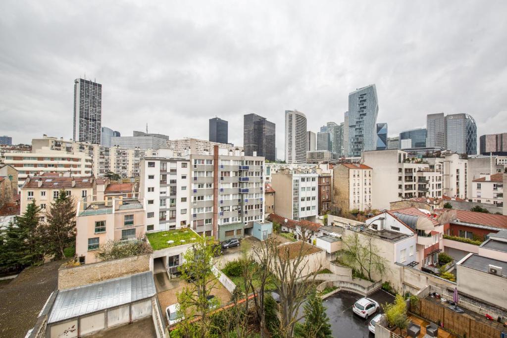 Appartements Paris La Dfense Flats Locations De Vacances