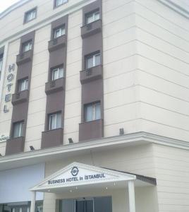 Mars Business Hotel Mimarsinan