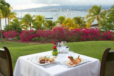 Hotel Bakoua Martinique Les Trois Lets
