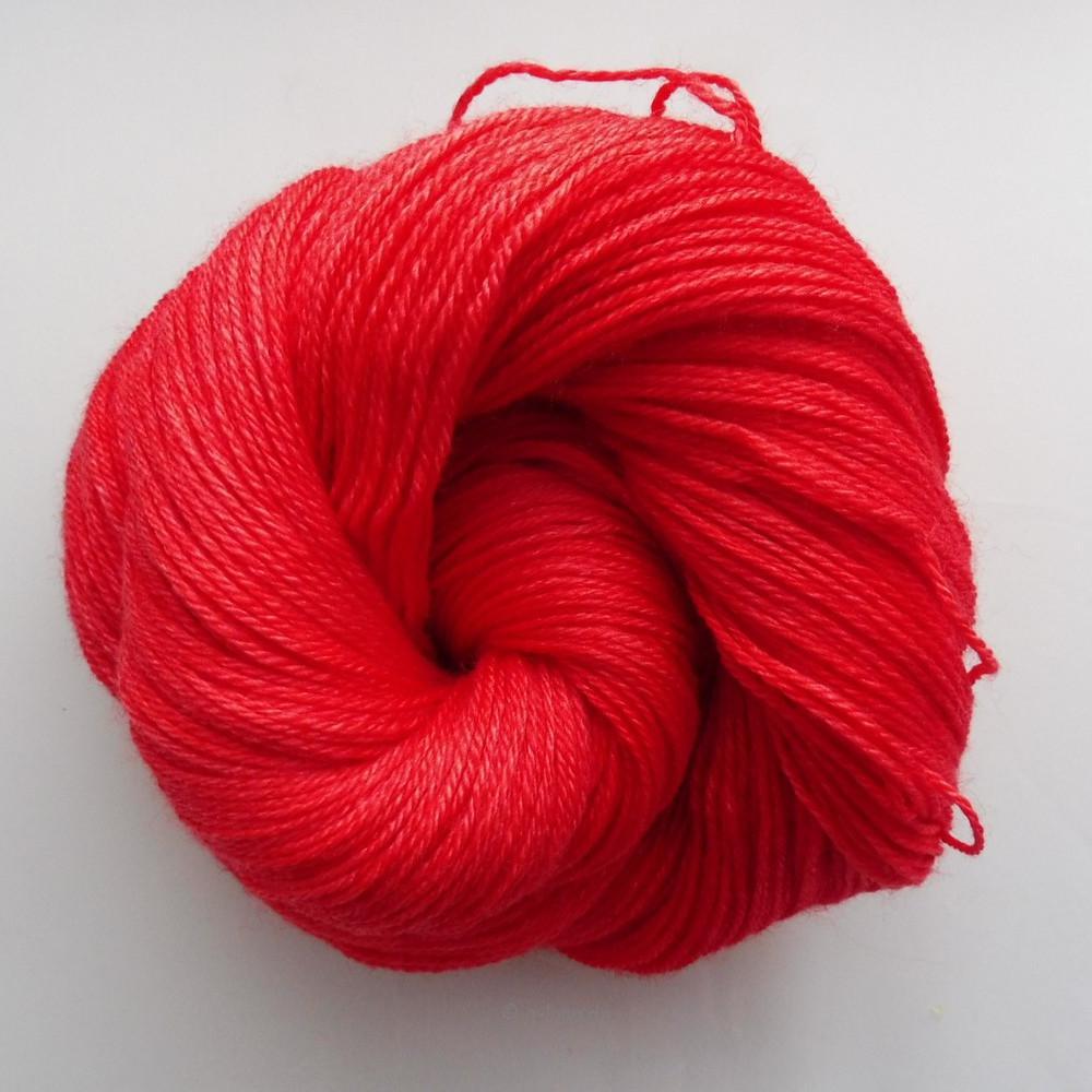 BFL Seide Kaschmir - Rot! Shop
