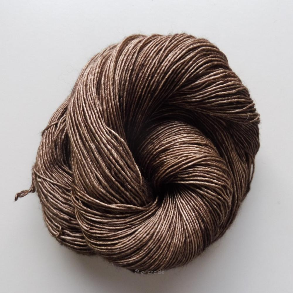 Merino Silk Single - Montañas de chocolate Shop