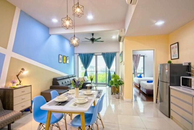 Loft Imago Kk Apartments Kota Kinabalu