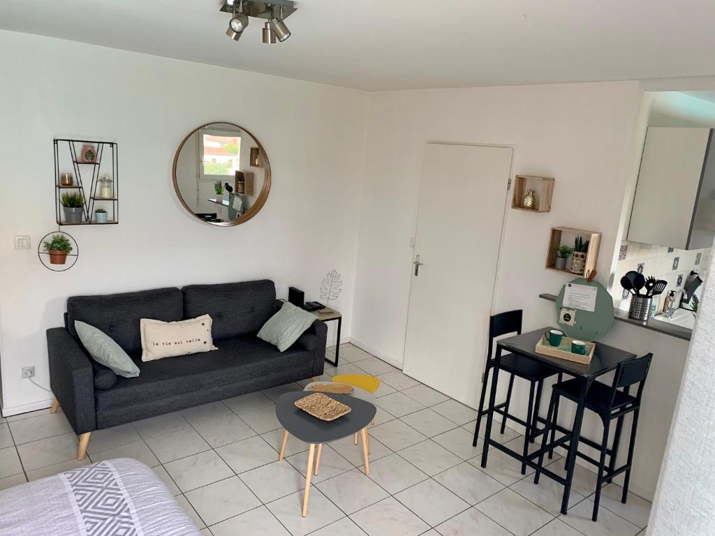 le studio paradis appartement chalon