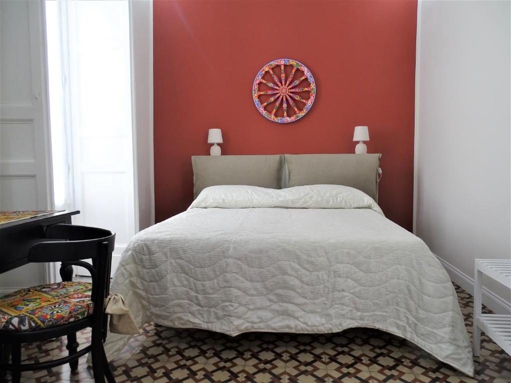 Camere moderne camere contemporanee armadi gruppi letto letti. Sogno Etneo Bed Breakfast Catania