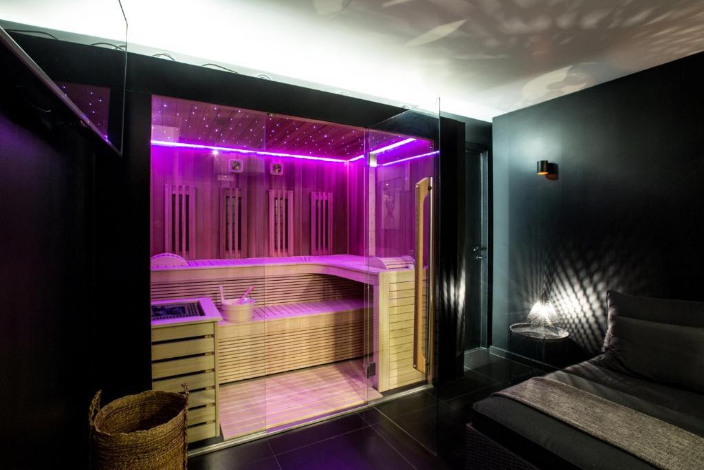 Chambre Avec Spa Sauna Privatif Appartement Bruxelles
