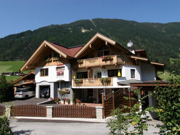 Appartements Enzian (Австрия, Майрхофен) – цены, фото ...