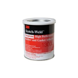 3M Scotch-Weld Neoprene High Performance Rubber and Gasket Adhesive 1300L