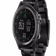 D2 Charlie Watch – Titanium