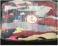 Coloured Shop Rags