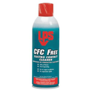 CFC FREE Electro Contact Cleaner