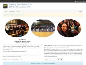 Read more about the article Q300 PTA Stepping Into Summer Online Auction 2021 (5/7 – 5/23)