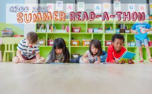 Read more about the article 2021 Summer Read-a-Thon