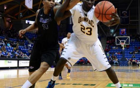 "With Quinnipiac's loss to Marist, the ""Ous"" has been set loose"
