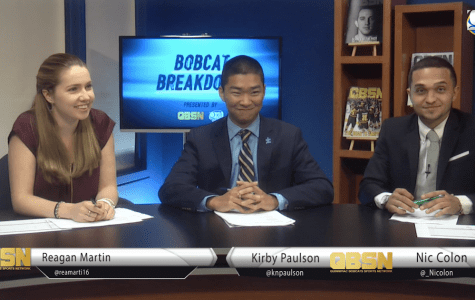 QBSN Presents: Bobcat Breakdown 9/13/16