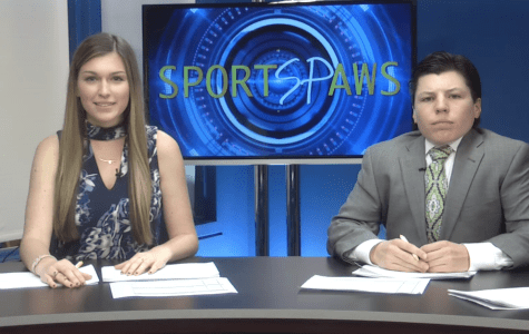 Sports Paws: 2/21/17