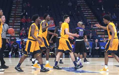 Quinnipiac's season over after an 88-69 loss to Niagara in the first round of MAAC Tournament