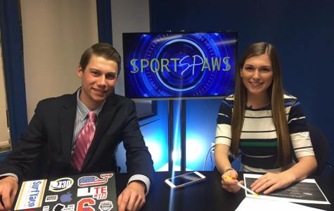 Sports Paws: 4/10/2017