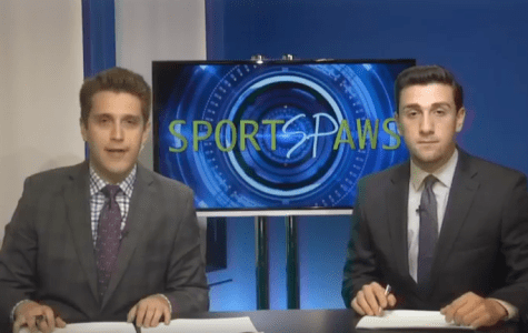 Sports Paws: 5/1/2017