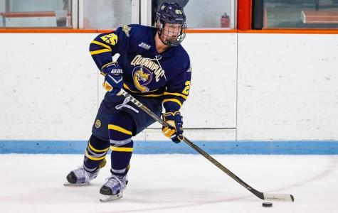 Former Quinnipiac women's ice hockey player takes her talents to the pitch