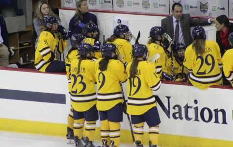 Quinnipiac women's hockey falls to Dartmouth 1-0