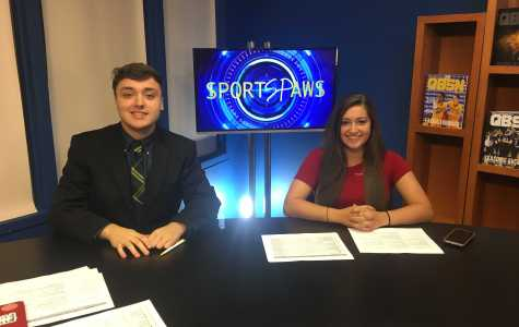Sports Paws: 11/06/17
