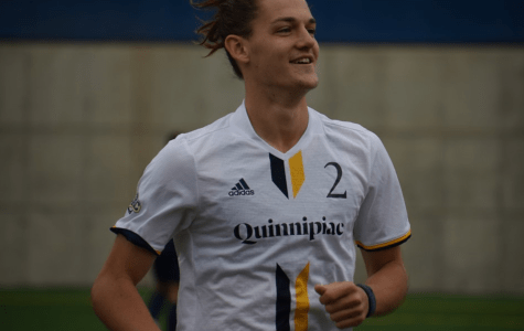 Will Pustari's 75th minute goal sends Quinnipiac into MAAC semis