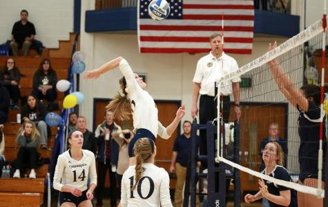Quinnipiac volleyball clinches second-straight MAAC playoff berth