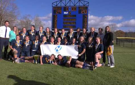 "Quinnipiac rugby makes history, ""three-peats"" as national champions"