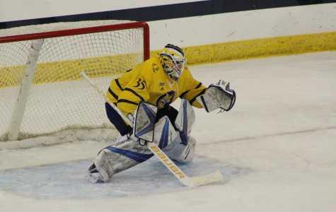 Quinnipiac men's ice hockey falls to Maine 5-3