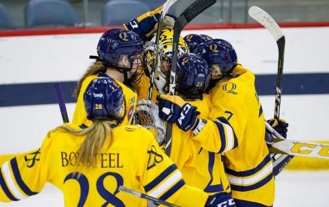 Quinnipiac splits weekend series against Princeton