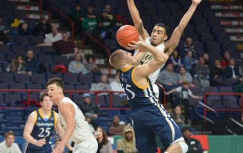 Quinnipiac ice cold in blowout loss at Saint Peter's
