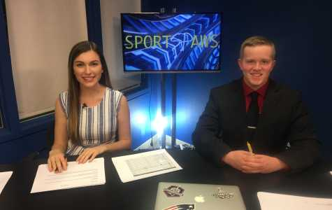Sports Paws: 2/26/18