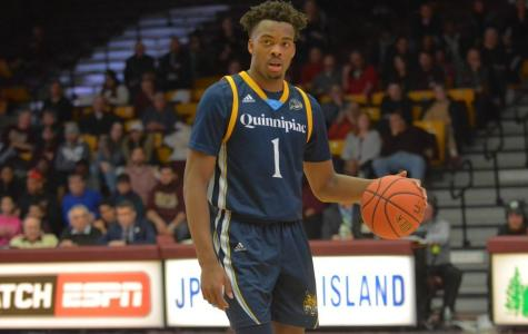 Quinnipiac rides Cam Young's offensive effort to victory over Manhattan