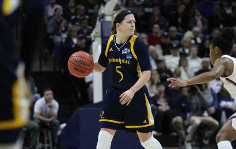 A class of her own: Carly Fabbri leaves Quinnipiac women's basketball better than she found it