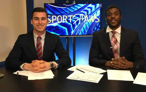 Sports Paws: 4/16/18
