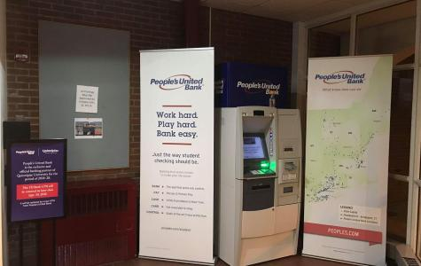 Quinnipiac begins People United Bank transition