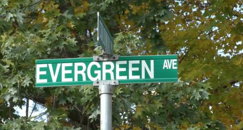 Evergreen paving causes inconveniences for students