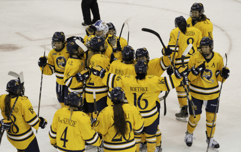 Quinnipiac defeats Harvard 1-0, remains unbeaten in ECAC play