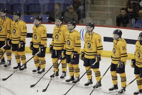PREVIEW: Quinnipiac men's ice hockey hosts Harvard
