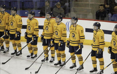 PREVIEW: Quinnipiac men's ice hockey hosts Harvard