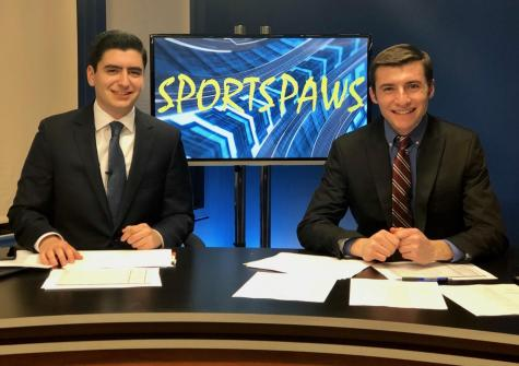 Sports Paws: 2/18/19