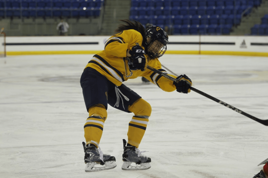Quinnipiac women's hockey earns 5-0 win on senior day