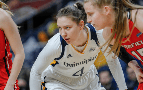 Quinnipiac women's basketball advances to 2019 MAAC final, defeats Monmouth 80-42