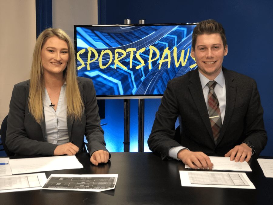 Sports Paws: 3/4/19